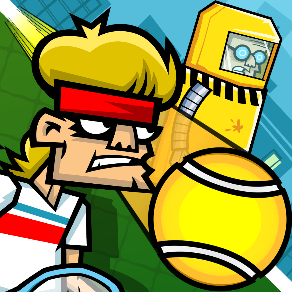 Tennis in the Face by 10tons Ltd icon