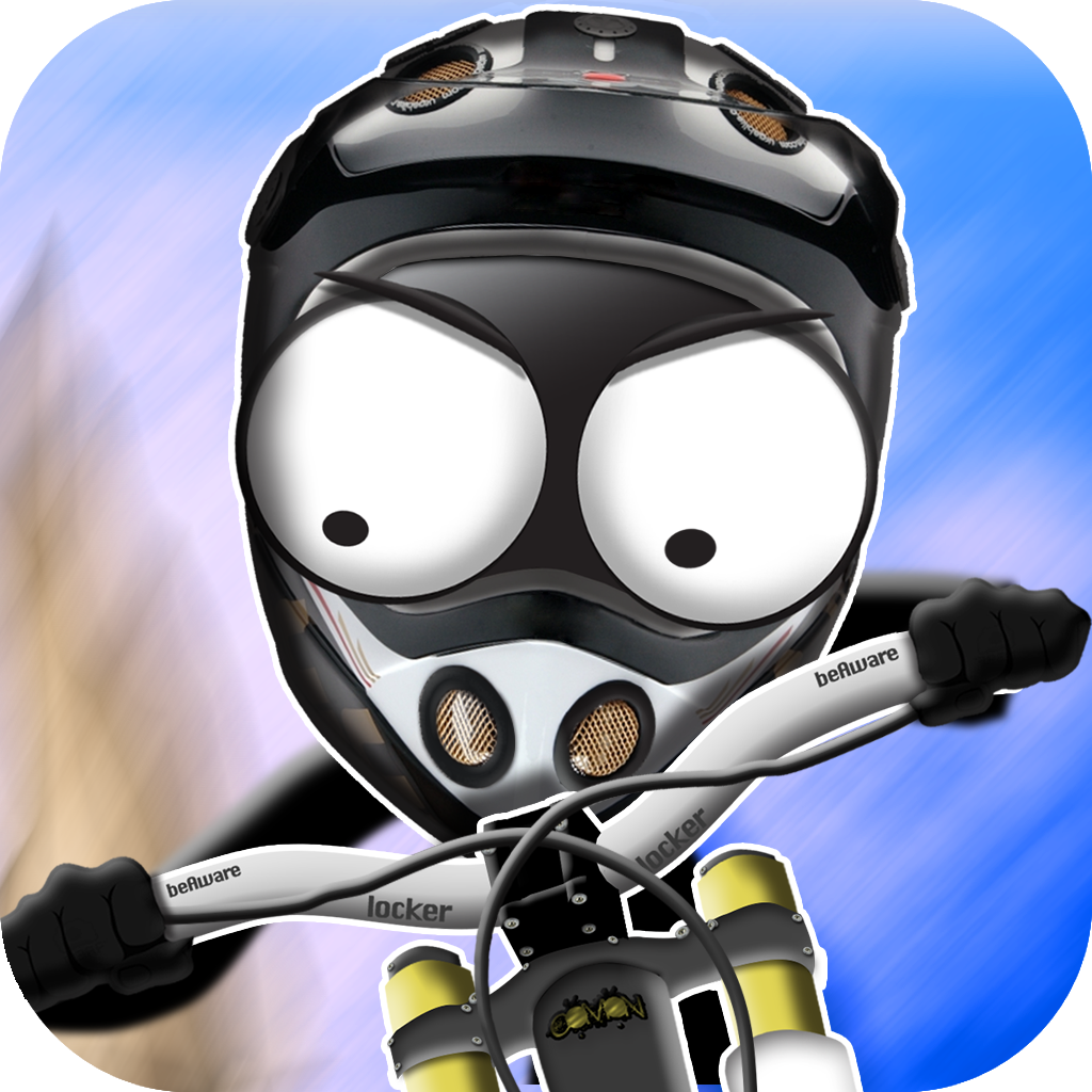 Stickman Downhill iOS